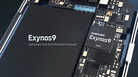 Exynos 9820 new chip for flagships from Samsung