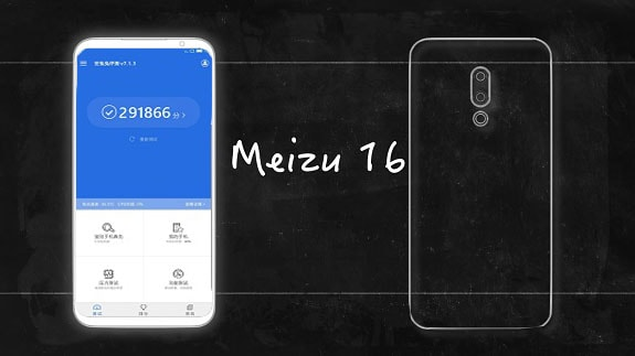 Meizu 16 in AnTuTu showed unexpected performance results