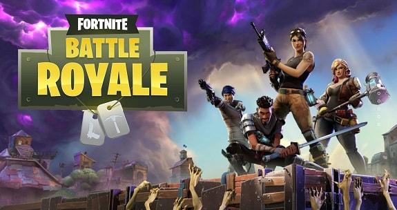 Popular game Fortnite will not be presented on Google Play