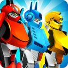 Automatron Galaxy Wars: Transform, Shoot and Drive MOD much money