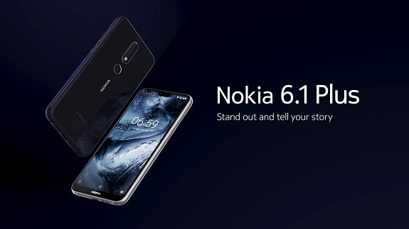 Announcement of Nokia 6.1 Plus and Nokia 5.1 Plus