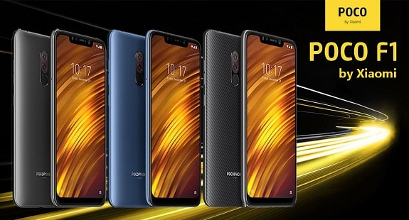 Announced a new Xiaomi Pocophone F1
