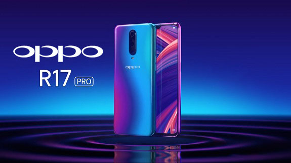 Oppo R17 Pro novelty with triple camera