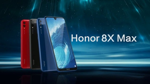 Huawei Honor 8X Max even more and more autonomous