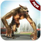The Angry Wolf Simulator : Werewolf Games MOD much money