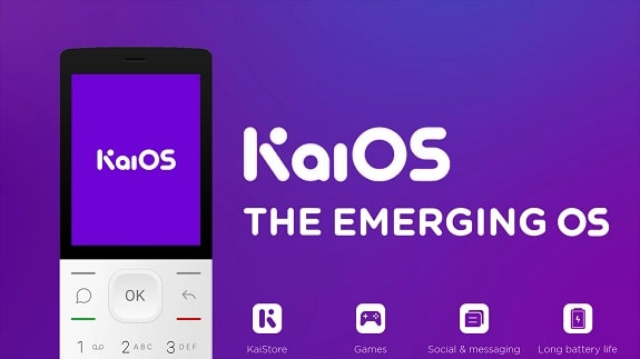 Operating system Kai OS, for people who do not care about the presence of a touchscreen