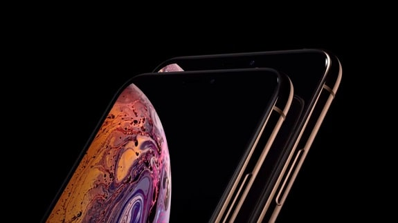 Presentation of new smartphones from Apple - iPhone XS, iPhone XS Max and iPhone XR
