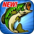 Master Bass Angler: Free Fishing Game MOD much money