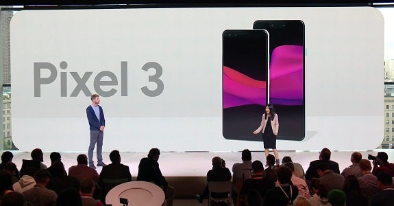 Long-awaited presentation of flagship Pixel 3 and Pixel 3 XL by Google