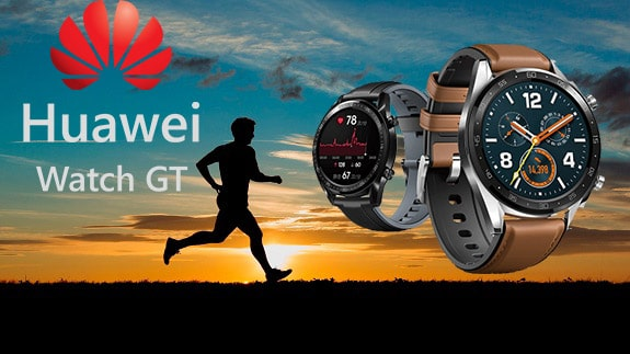 Characteristics of future smart watches Huawei Watch GT