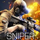 Blazing Sniper - offline shooting game MOD a lot of money / energy