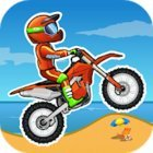 Moto X3M Bike Race Game MOD much money