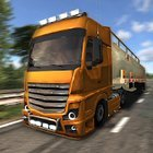 Euro Truck Driver MOD lot of money