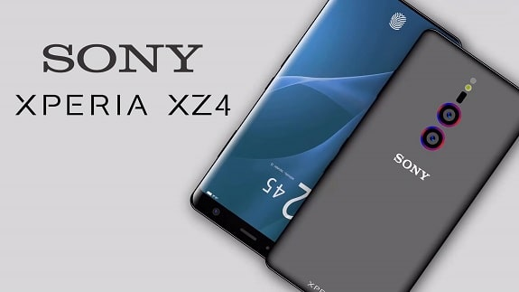 What awaits us in the Sony Xperia XZ4