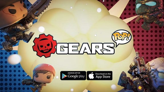 Gears Pop! for Android and iOS platforms