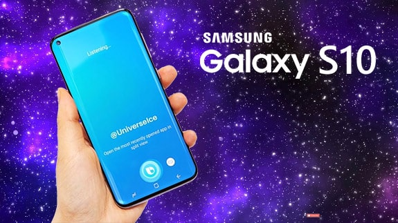The top smartphone Galaxy S10 will be endowed with 1 TB of ROM and 12 GB of RAM