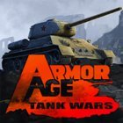 Armor Age: Tank Wars — WW2 Platoon Battle Tactics MOD free upgrades