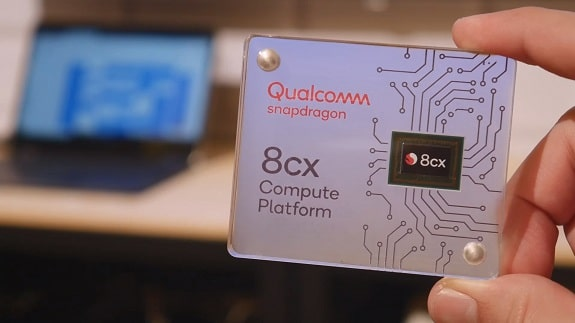 First PC processor from Qualcomm