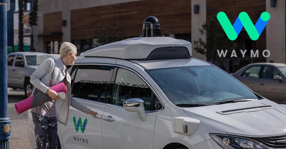 Google Waymo, the launch of the world's first smart taxi