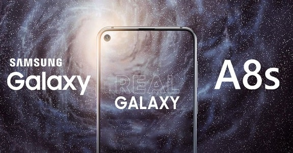 Galaxy A8s, another smartphone with a revolutionary camera