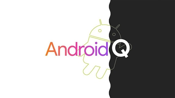 Latest news about future firmware Android Q