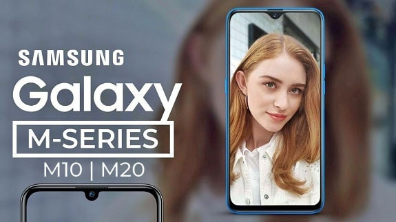Galaxy M10 and Galaxy M20, new line of budget smartphones from Samsung