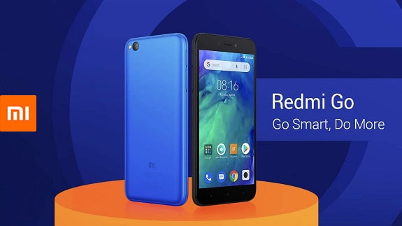Redmi Go, the cheapest smartphone from Xiaomi