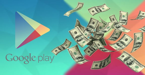 Google gives $1 for purchases on Google Play