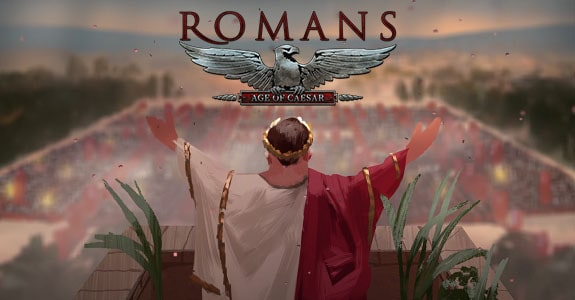Romans: Age of Caesar, a new project from the creators of Stronghold