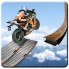 Bike Impossible Tracks Race: 3D Motorcycle Stunts MOD free shopping
