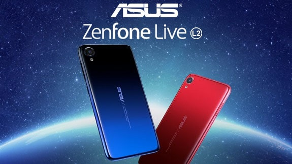 ASUS ZenFone Live (L2), a smartphone from ASUS midrange