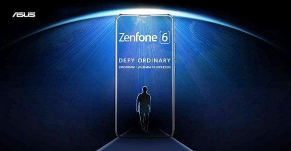 ASUS ZenFone 6, the first details of the future smartphone