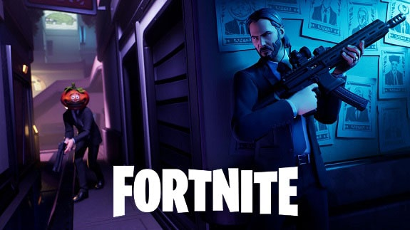 John Wick will soon be participating in the royal battle of Fortnite