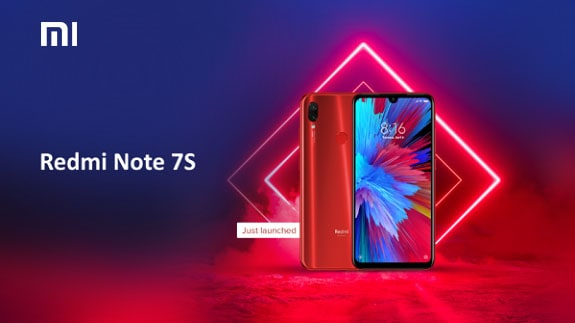 Redmi Note 7S good smartphone, this converted old