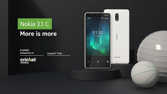Nokia 3.1 A and Nokia 3.1 C join the ranks of HMD Global