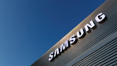 Samsung Electronics fell in profits