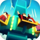 Theme Park Clicker: Idle Craft. Roller Coaster Inc MOD much money