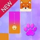 Magic Cat Piano Tiles - Pet Pianist Tap Animal MOD много камней