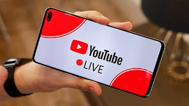 YouTube got the ability to stream games from your mobile device