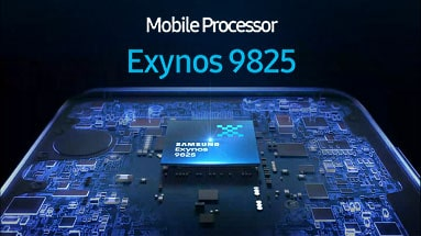 Samsung Exynos 9825 chip with 7nm EUV technology introduced