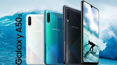 Announcement improved Samsung Galaxy A30s and Galaxy A50s