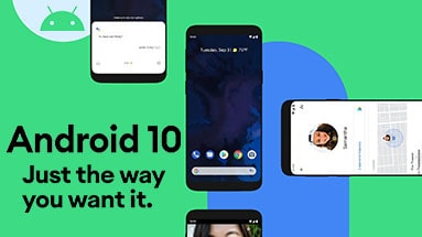 Android 10 officially introduced