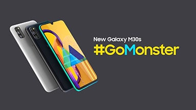 Galaxy M30s, budget replenishment in the Samsung family