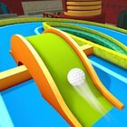 Mini Golf 3D City Stars Arcade MOD a lot of coins