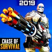Chase Of Survival: Intense Action Shooting War MOD much money