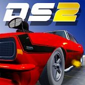 Door Slammers 2 Drag Racing MOD a lot of money