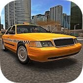 Taxi Sim 2016 MOD a lot of money/unlocked