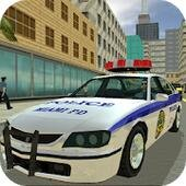 Miami Crime Police MOD much money