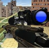 New Sniper 3D FPS Shooter MOD режим бога