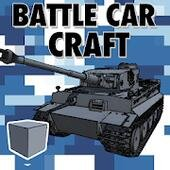 Battle Car Craft MOD free shopping